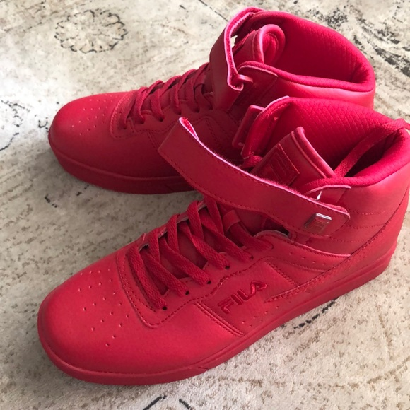 Fila Shoes   Fila High Tops   Poshmark